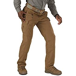 5.11 Tactical Stryke Pant With Flex-Tac TM,36W-36L,Battle Brown