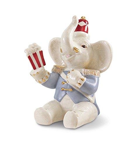 Elephant Porcelain (Lenox Classics Circus Ringmaster Elephant)