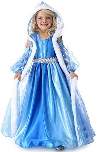 (Princess Paradise Child Icelyn Winter Princess Costume, Multicolor,)