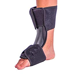 Dorsal Night Splint for Foot Drop & Plantar Fasciitis-S/M