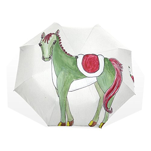 byoulockx-green-horse-pentium-rain-umbrella-for-windproof-uv-protection