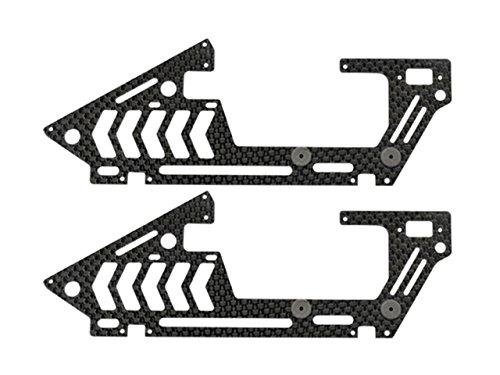 Microheli Carbon Fiber Main Frame (for MH Frame Blade 230S series)