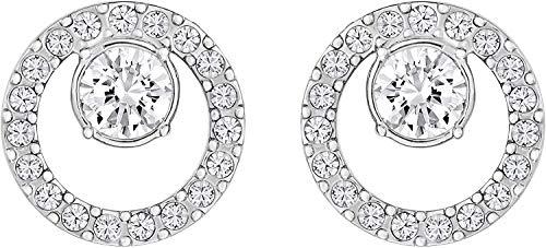 Swarovski Damen-Ohrstecker Metall Swarovski Kristalle 32002076