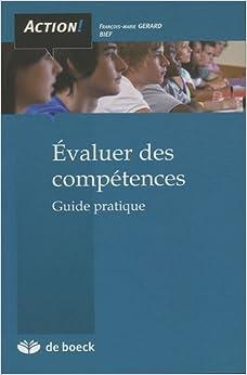 Evaluer des compétences : Guide pratique