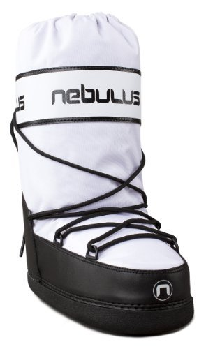 best website d2ec4 b92fc NEBULUS MOONBOOTS NEBOOTS, Stiefel, Schuhe, Damen, schwarz ...