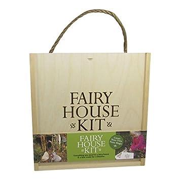 Amazon com : Fairy House Making Kit By Liza Gardner Walsh