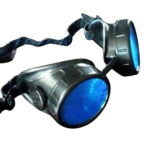 Steampunk Victorian Welding Goggles