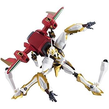 Bandai Tamashii Nations Robot Spirits Lancelot Air Cavalry Code Geass Action Figure