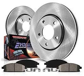 Power Stop KCOE2119 Autospecialty 1-Click OE Replacement Brake Kit with Calipers