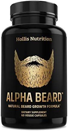 ALPHA BEARD Beard Growth Vitamins