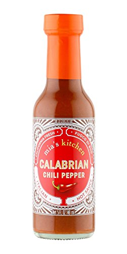 (Calabrian Chili Pepper Hot Sauce 2 Pack)