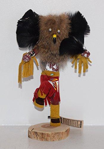 9 INCH Owl Kachina (Kachina Owl Doll)