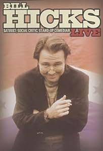 Bill Hicks Live - Satirist, Social Critic, Stand-Up Comedian