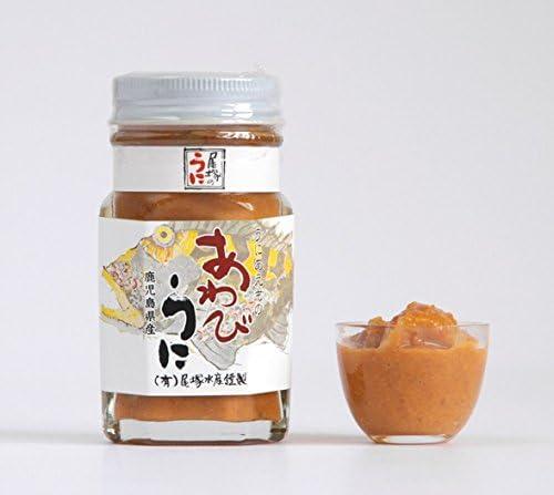 鹿児島県阿久根産 あわびうに 70g  2瓶