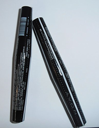 Wash Off Water Proof Mascara By Avon Black Lot of 2