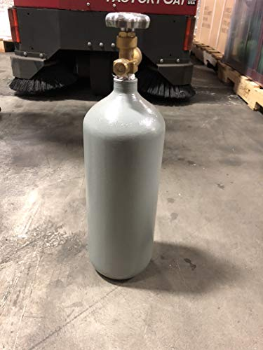 20 CF Welding Cylinder Tank Bottle for Argon Helium Nitrogen -