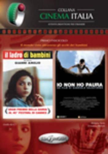 Cinema Italia. Ladro bambini (Inglese) Copertina flessibile – 1 set 2009 Aa. Vv. Edilingua Marin Pantelis 9607706668 Italian