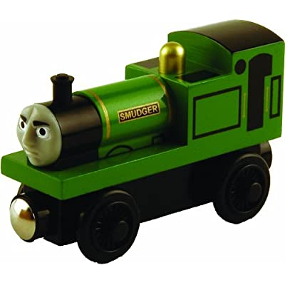 Thomas And Friends Wooden Railway - Smudger: Toys & Games