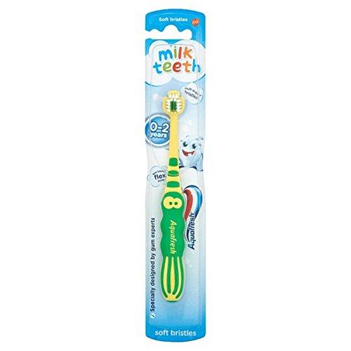 Aquafresh Milk Teeth Toothbrush PACK OF 3