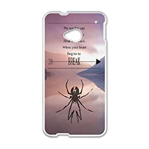 HTC One M7 Phone Case Whte My Chemical Romance F6510732