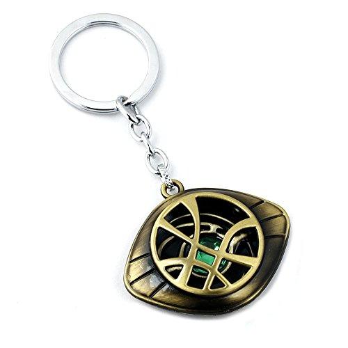 Doctor Strange Necklace   Eye Of Agamotto Alloy Key Chain Pendant   2