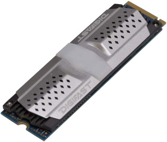 Digifast Knight 512GB M.2 NVMe RGB SSD PCIe Gen 3x4 M.2 2280 Solid State Drive with Read 3400 MB//s Write 2100 MB//s