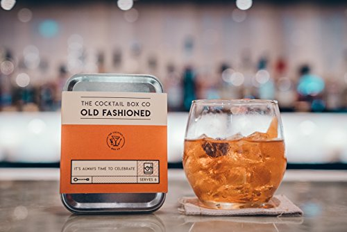 Cocktail Kit - The Old Fashioned - Makes 6 Premium Cocktails by The Cocktail Box Co. (Image #4)