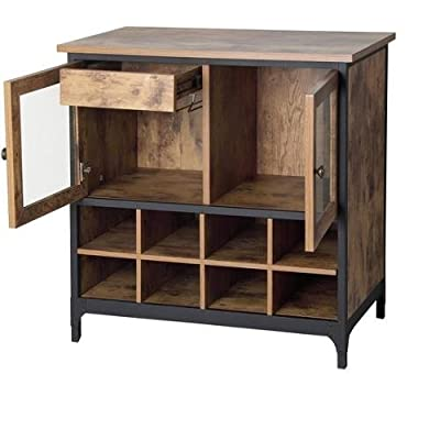 Rustic Country Wine Cabinet