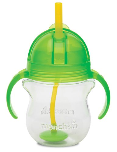 Munchkin Click Weighted Flexi Straw Colors