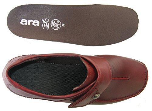 H Bordo Ara 12 casa de ancho Meran zapatillas mujer 46358 xS6a8