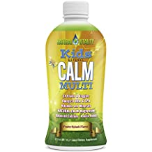 Natural Vitality Kids Calm Multi (Organic Fruity Splash Flavor, 30oz)
