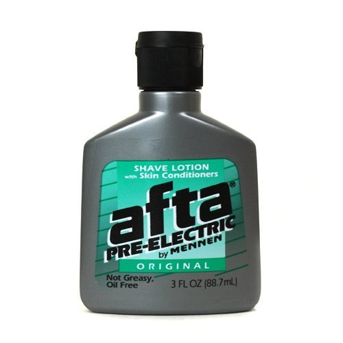 Mennen Afta Pre-Electric Original After Shave Skin Conditioner - 3 Ounce, 3 Pack by -