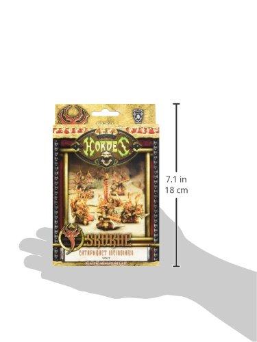 Privateer Press - Hordes - Skorne: Cataphract Incindiarii Model Kit 5