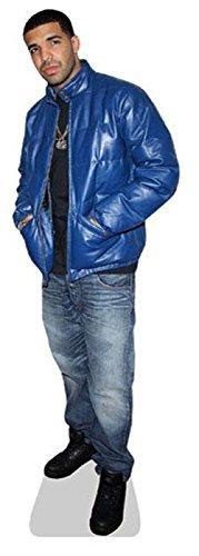Drake Life Size Cutout by Celebrity Cutouts