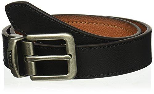 Levi's Boy's Jean Belt Contrast Stitch Small