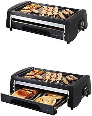 2 in1 Barbacoa Eléctrica y mini horno de pan - Multi Grill Autobús ...