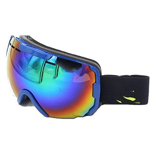 De De brouillard Lunettes E S'élevant Le Double Anti Des vent TZQ Protègent Verres Coupe Ski dEwUwqaB