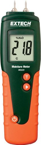 Hot Extech MO220 Wood Moisture Detector free shipping
