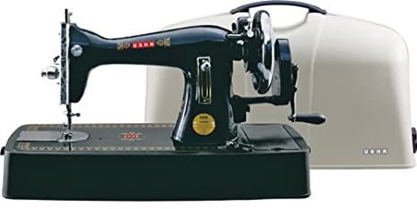 Usha Umang Straight Stitch Composite Sewing Machine (Black)