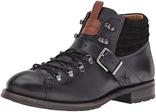 Black Laney Boot Hiker Women's Leather Sebago FB7qI1B