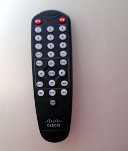 Time Warner Cisco HDA-RF2.2 Digital Transport Adapter (DTA) Remote Control