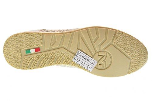 505 Giardini P805053D Paradise Perlato Basses Femmes Baskets Nero Savana 6CqXwPw