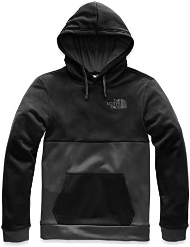 (ノースフェイス)The NorthFace メンズ SURGENT BLOCK FOODIE パーカー BLACK
