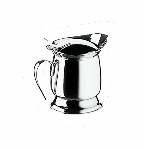 Mepra 30 cl Bombata Thermal Coffee Pot with Base, Silver 20064604