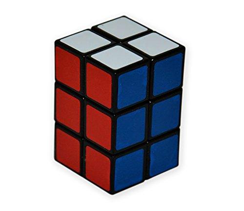Tk Eletronics 2x2x3 Black Cuboid Cube Twisty Puzzle Smooth
