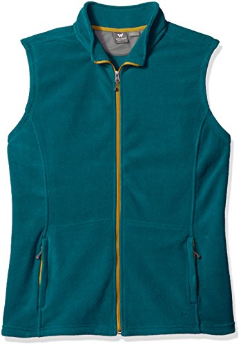 White Sierra Mountain Vest   Extended Sizes  Pacific  2X