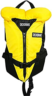 ULC Approved Life Vest Infant/Child/Youth Life Jacket for Watersports by DECKBRAVE