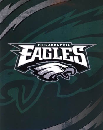 NFL Philadelphia Eagles Queen Size Plush Raschel Throw/Blanket