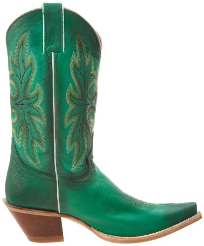 Harley-davidson Kvinna Loreley Boot Green