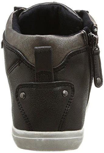 Kaporal Lanista - zapatillas altas de sintético mujer Negro